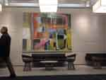 Wall CXVII (117) installed at Jamestown Properties, LD, Manhattan, Dec. 2013